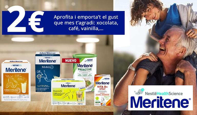 Promoció Meritene